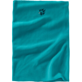 Jack Wolfskin Real Stuff Loop Scarf Kids aquamarine